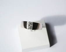 bague-or-gris-diamants-barette