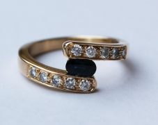 bague-or-jaune-saphir-et-diamants-2