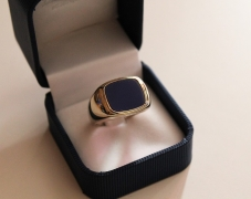 chevaliere-homme-or-lapis