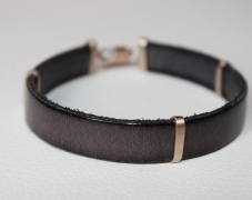 bracelet-cuir-marron-or-blanc-3